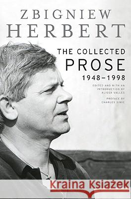 The Collected Prose: 1948-1998