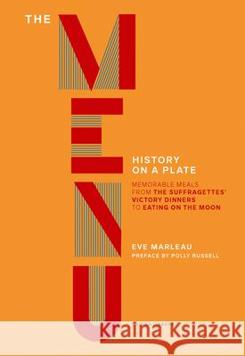 The Menu: History on a Plate