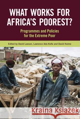 What Works for Africa's Poorest: Programmes and Policies for the Extreme Poor