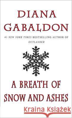 A Breath of Snow and Ashes Diana Gabaldon 9780440225805 Dell Publishing Company - książka