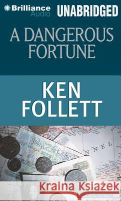 A Dangerous Fortune - audiobook Ken Follett Michael Page 9781469240534 Brilliance Corporation - książka