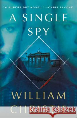 A Single Spy William Christie 9781250080813 Minotaur Books - książka