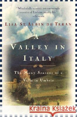 A Valley in Italy Lisa S 9780060926199 Harper Perennial - książka