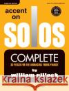 Accent on Solos - Complete: Early to Later Elementary Level William Gillock 9781495079214 Willis Music Company