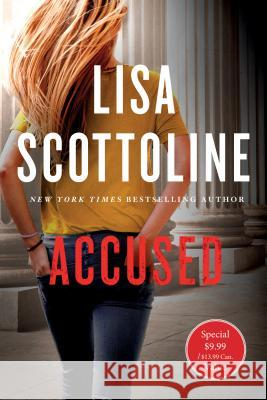 Accused: A Rosato & Dinunzio Novel Lisa Scottoline 9781250095121 St. Martin's Griffin - książka