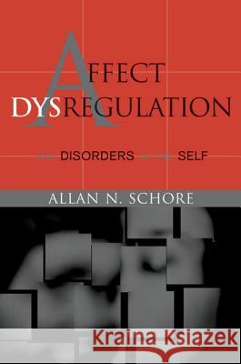 Affect Dysregulation and Disorders of the Self A N Schore 9780393704068  - książka