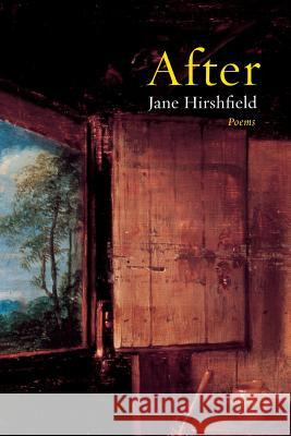 After: Poems Jane Hirshfield 9780060779191 Harper Perennial - książka