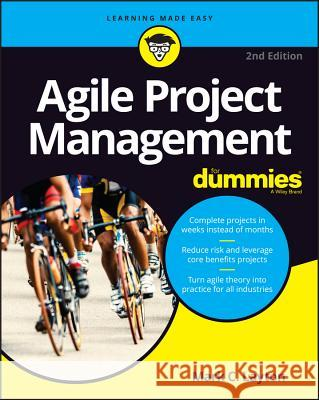 Agile Project Management for Dummies Layton, Mark C. 9781119405696 John Wiley & Sons - książka