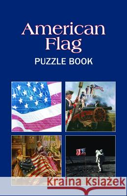 American Flag Puzzle Book Grab a. Pencil Press 9780983641674 Grab a Pencil Press - książka