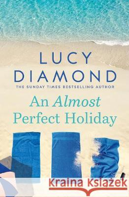 An Almost Perfect Holiday Diamond, Lucy 9781529026986 Pan - książka