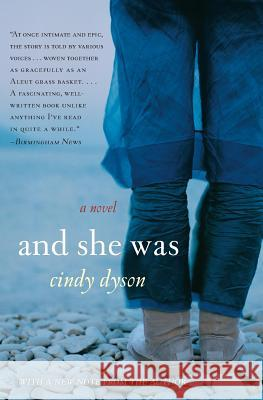 And She Was Cindy Dyson 9780060597719 HarperCollins Publishers - książka