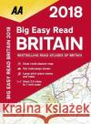 Big Easy Read Britain 2018 Sp AA Publishing 9780749578534 AA Publishing