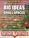 Big Ideas for Small Spaces: Creative Ideas and 30 Projects for Balconies, Roof Gardens, Windowsills and Terraces Kay Maguire Tony Woods 9781770858695 Firefly Books