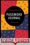 Blank Password Journal Joy Journals 9781542931403 Createspace Independent Publishing Platform