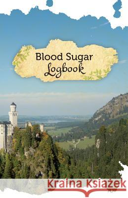 Blood Sugar Logbook: 50 Pages, 5.5