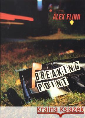 Breaking Point Alex Flinn 9780064473712 HarperTempest - książka