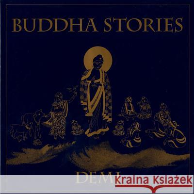 Buddha Stories Demi                                     Demi 9781250294081 Square Fish - książka