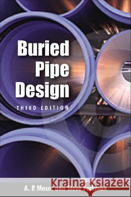 Buried Pipe Design A P Moser 9780071476898  - książka