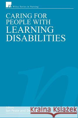 Caring for People with Learning Disabilities Ian Peate Debra Fearns 9780470019931 John Wiley & Sons - książka