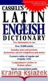Cassells Concise Latin and English Dictionary