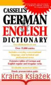 Cassells German & English Dictionary