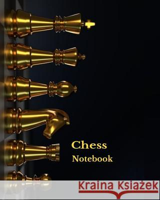 Chess Notebook: Record your Chess Moves in this Notebook: Scorebook Sheets Pad for Record Your Moves During a Chess Games. Chess Notat Chess Star Team 9781072278436 Independently Published - książka