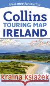 Collins Ireland Touring Map  Collins Maps 9780008183738