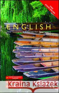 Colloquial English: The Complete Course for Beginners King Gareth 9781138949850 Routledge - książka