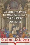 Commentary on Thomas Aquinas's Treatise on Law J. Budziszewski 9781316609323 Cambridge University Press
