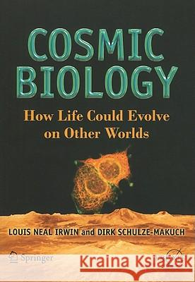 Cosmic Biology : How Life Could Evolve on Other Worlds Louis N. Irwin Dirk Schulze-Makuch 9781441916464 Praxis Publications Inc - książka