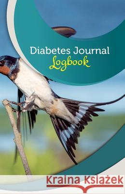 Diabetes Journal Log Book: 50 Pages, 5.5