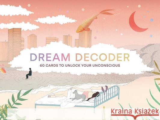 Dream Decoder : 60 Cards to Unlock Your Unconscious Theresa Cheung Harriet Lee-Merrion 9781786274939 Laurence King - książka