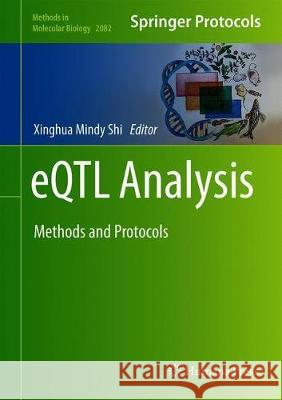 eQTL Analysis : Methods and Protocols