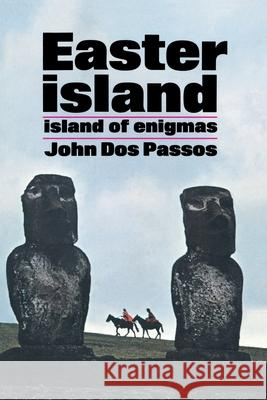 Easter Island: Island of Enigmas John Roderigo Do 9780385513616 Doubleday Books - książka