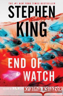 End of Watch Stephen King 9781501129742 Scribner Book Company - książka