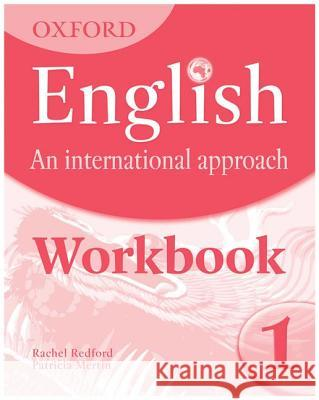 English An International approach 1workbook  9780199127238  - książka