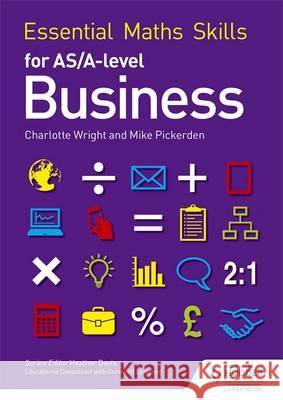 Essential Maths Skills for as/A Level Business   9781471863479 Hodder Education - książka
