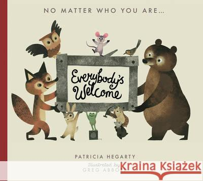 Everybody's Welcome  Hegarty, Patricia 9781848575875  - książka