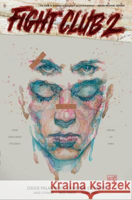 Fight Club 2 Chuck Palahniuk Cameron Stewart David Mack 9781616559458 Dark Horse Books - książka
