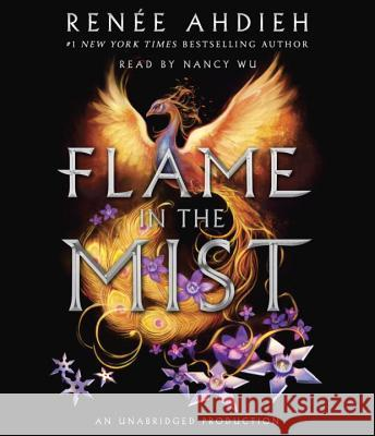 Flame in the Mist - audiobook Renee Ahdieh 9781524776299 Listening Library (Audio) - książka