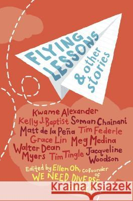 Flying Lessons & Other Stories Ellen Oh 9781101934609 Crown Books for Young Readers - książka