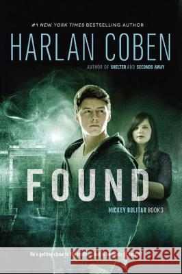 Found Harlan Coben 9780147515742 Speak - książka