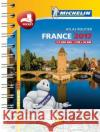 France Mini Atlas  0 9782067217584 Michelin Tourist and Motoring Atlases
