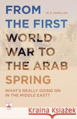 From the First World War to the Arab Spring: What's Really Going on in the Middle East? M. E. McMillan 9781137522047 Palgrave MacMillan - książka