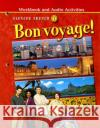 Glencoe French 1 Bon Voyage! Workbook and Audio Activities