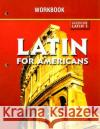 Glencoe Latin 1 Latin for Americans Workbook