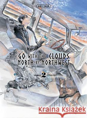 Go with the Clouds, North-By-Northwest, 2 Aki Irie 9781947194687 Vertical Comics - książka