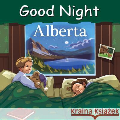 Good Night Alberta Adam Gamble Mark Jasper Suwin Chan 9781602194427 Good Night Books - książka