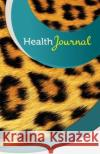Health Journal: 50 Pages, 5.5- X 8.5- Cheetah