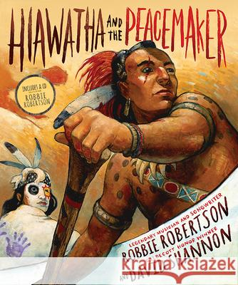Hiawatha and the Peacemaker Robbie Robertson 9781419712203  - książka